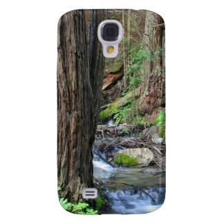 Tree Redwood Stream HTC Vivid Cases