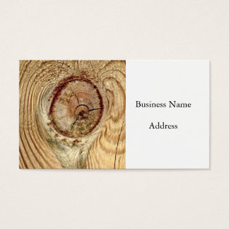 Tree Rings 2 Business Card