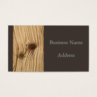 Tree Rings 3 Business Card