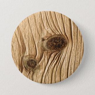 Tree Rings 3 Pinback Button