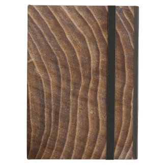 Tree rings case for iPad air