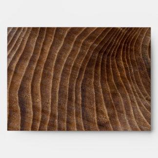 Tree rings envelope