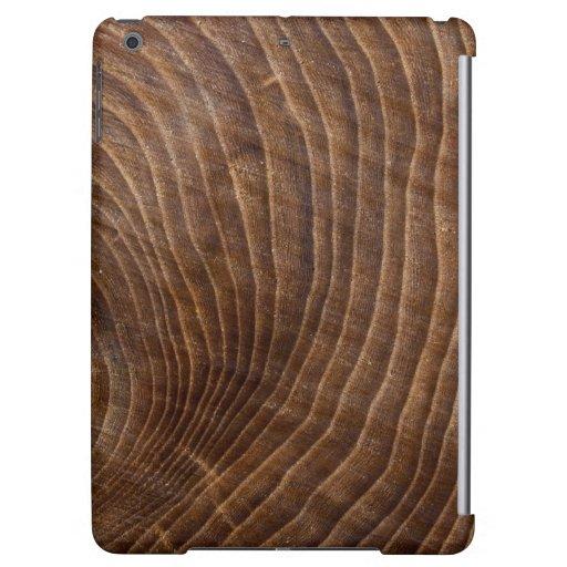 Tree rings iPad air case