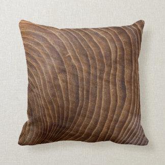 Tree rings pillows