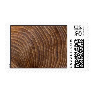 Tree rings postage