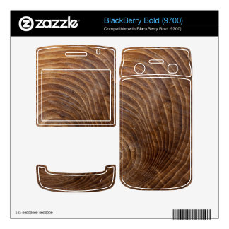 Tree rings skins for BlackBerry