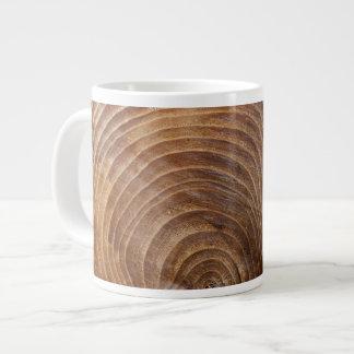 Tree rings jumbo mugs