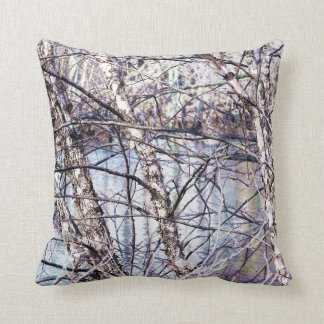 Tree River Photo pillow