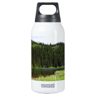 Tree River Pine Insulated Water Bottle
