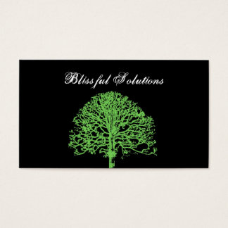 Tree Roots Business Card