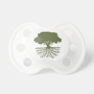 Tree Roots Pacifier