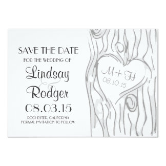 tree save the date cards