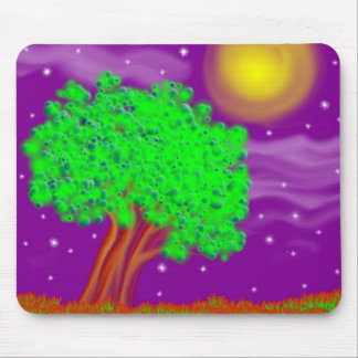 Tree Scenery Mousepad