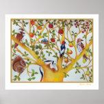 Tree series, print