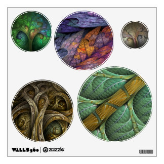Tree Set Wall Decals