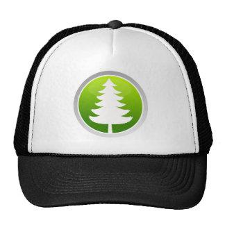 tree  sign trucker hat
