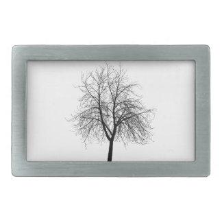 Tree Silhouette Belt Buckle