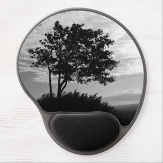 Tree Silhouette Gel Mouse Pad