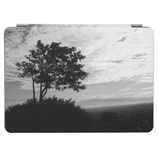 Tree Silhouette iPad Air Cover