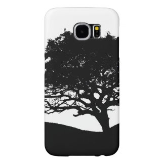Tree Silhouette Samsung Galaxy S6 Case