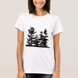 Tree Silhouettes T-Shirt