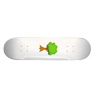 Tree Skateboard Deck