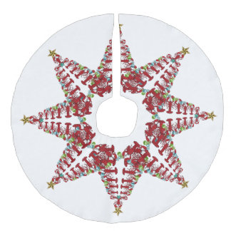 Tree skirt  Cute Lobster Nautical beach