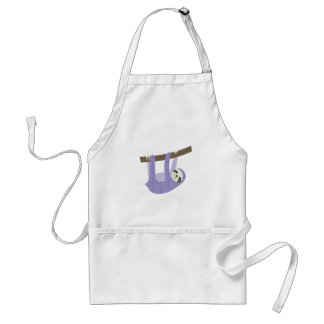 Tree Sloth Adult Apron