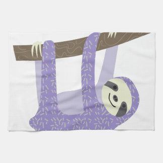 Tree Sloth Towel