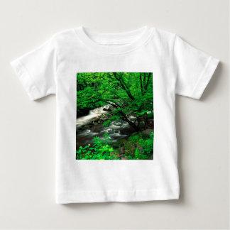 Tree Smoky Mountains National Baby T-Shirt
