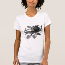 Tree Snail Tee Shirt