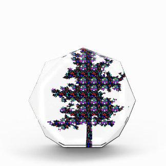 TREE Sparkle GREEN Environment NVN545 SACRED GIFTS Acrylic Award