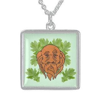 Tree Spirit Neckwear Sterling Silver Necklace
