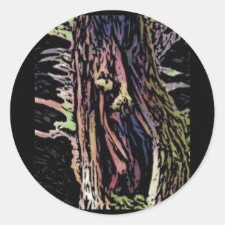 Tree Spirit Sticker