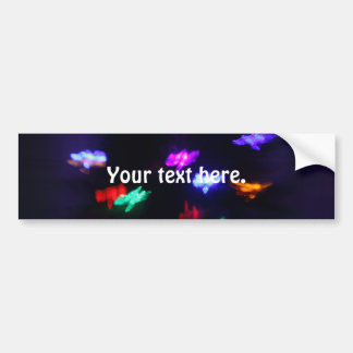 Tree Spirits Bumper Sticker