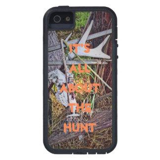 Tree stand buck skull iPhone SE/5/5s case