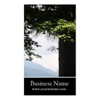 Tree | Still Nature | Photography Business Card