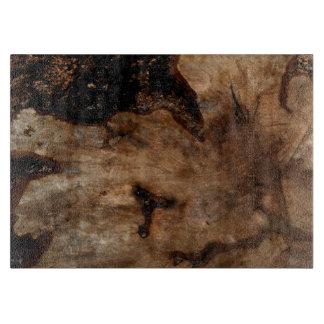 Tree Stump Cutting Board