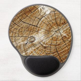 Tree Stump Gel Mouse Pad