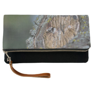 Tree Stump Photography Clutch