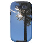 Tree, Sun & Cloud Galaxy S3 Covers