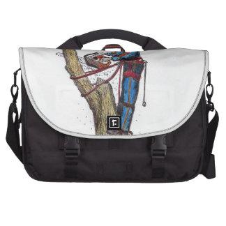Tree Surgeon Arborist christmas present Birthday Bags For Laptop