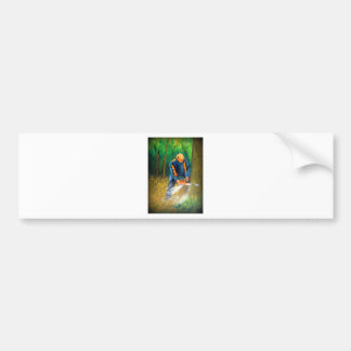 Tree Surgeon Arborist christmas present Birthday Bumper Sticker