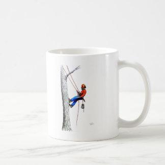 Tree Surgeon Arborist Forester Coffee Mug
