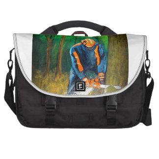 Tree Surgeon Arborist Forester Commuter Bag