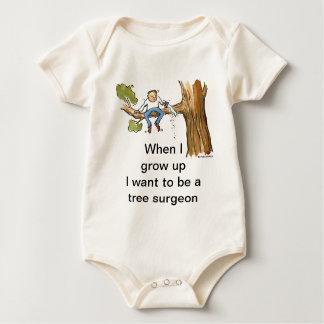 tree surgeon baby creeper
