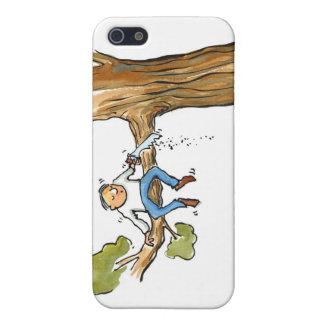 Tree surgeon case for iPhone SE/5/5s