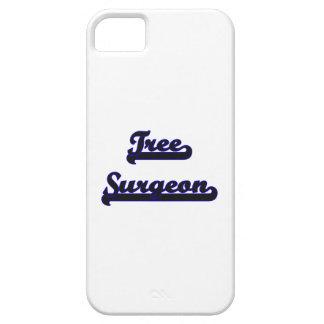 Tree Surgeon Classic Job Design iPhone 5 Covers