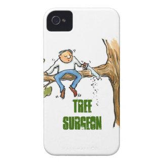 Tree surgeon iPhone 4 cover