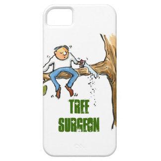 Tree surgeon iPhone SE/5/5s case